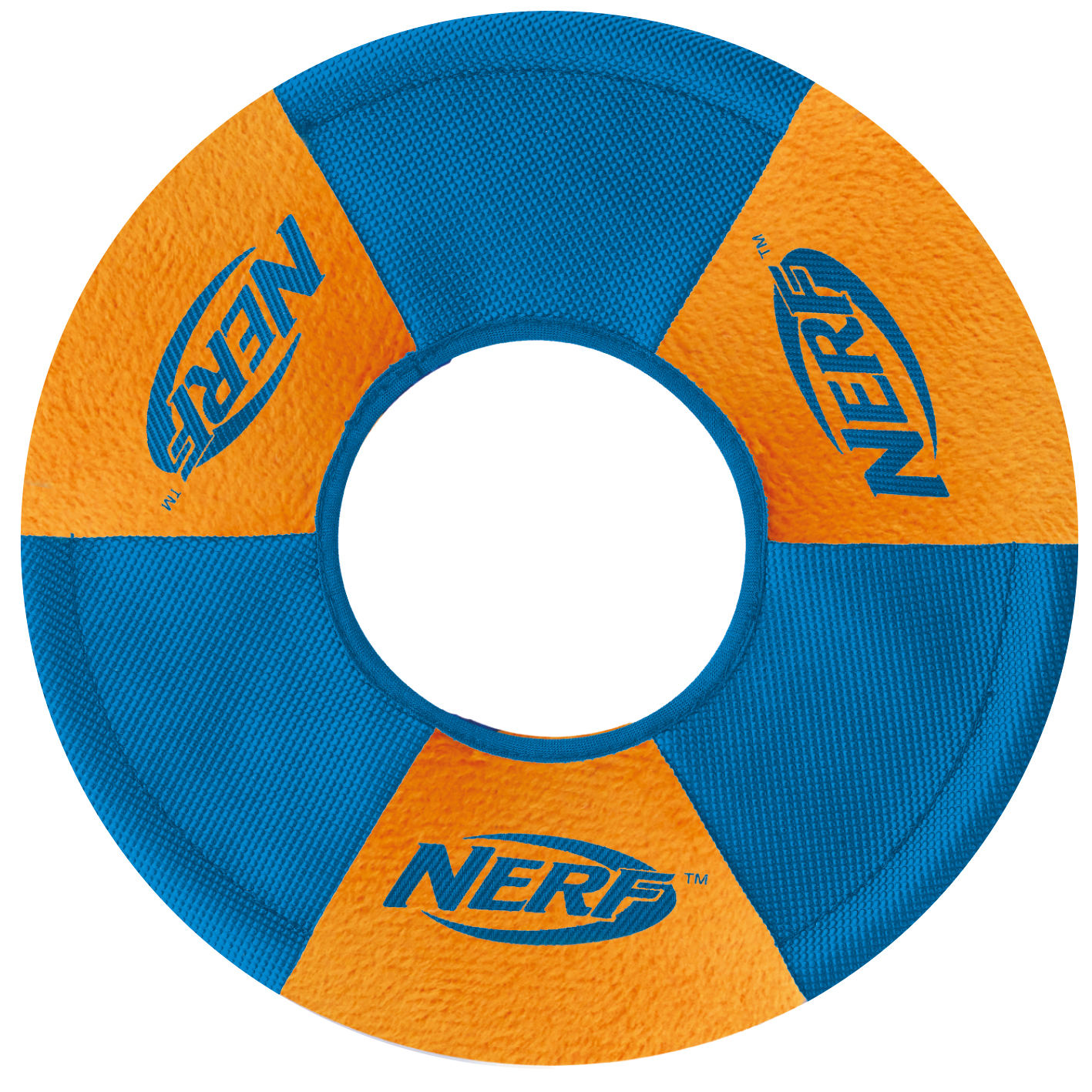 Nerf dog ultraplush trackshot toss tug ring frisbee for Aquaristik katalog