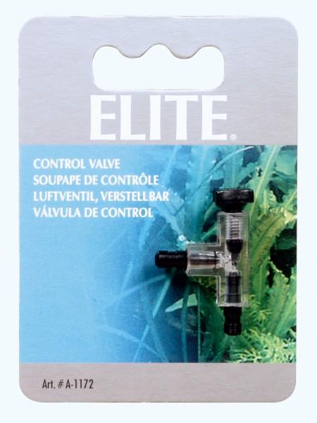 Elite Plastik-2-Wege-Hahn