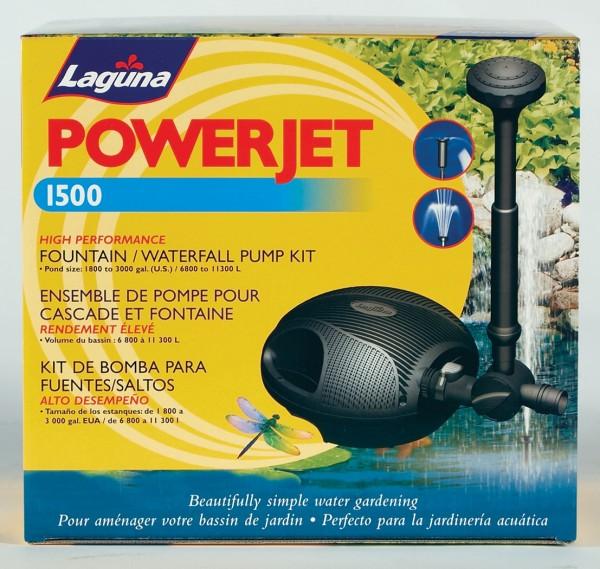 Laguna PowerJet Free-Flo