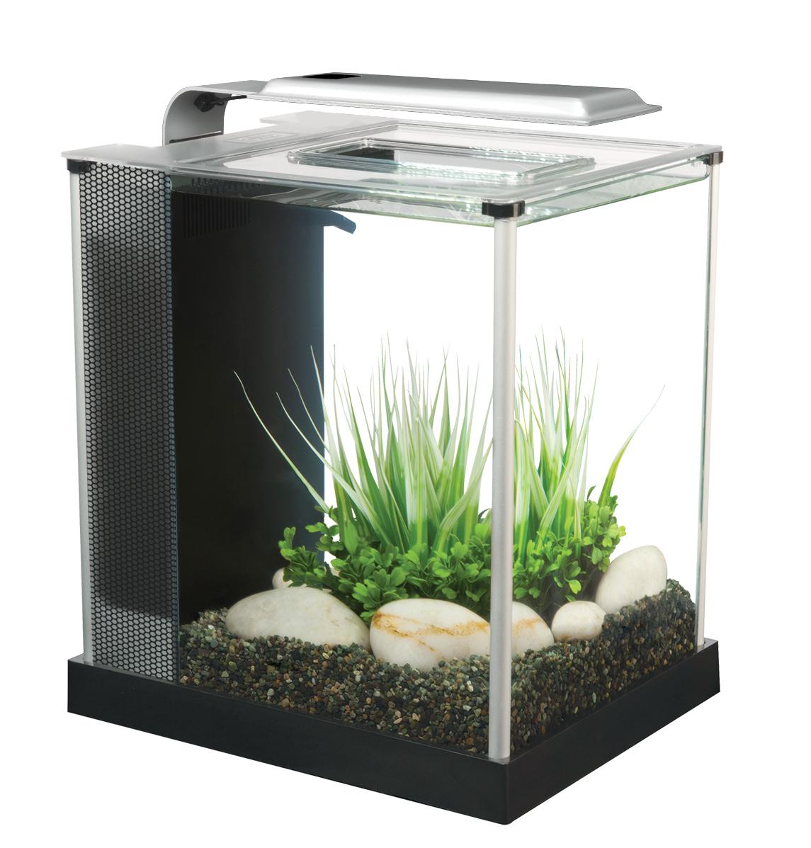 Fluval spec iii 10 liter tisch aquarien aquarien for Aquaristik katalog
