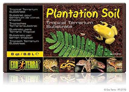 Exo Terra Plantation Soil Brick