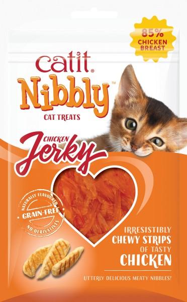 Catit Nibbly Jerky, 30 g