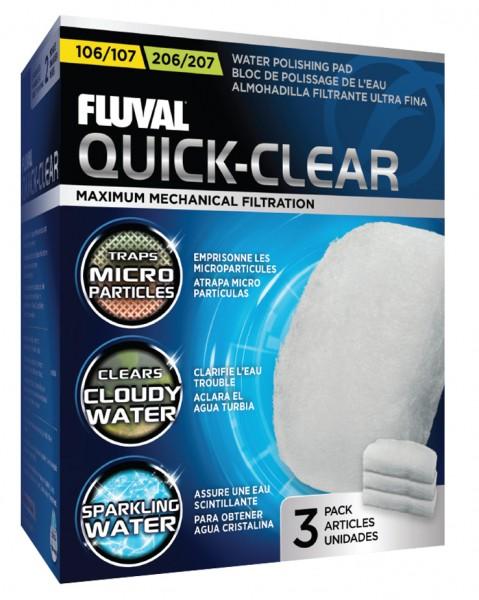 Quick-Clear (Feinfilterpads)