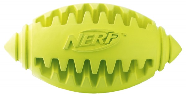 Nerf Dog Teether Football