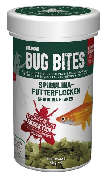 Fluval Bug Bites - Flocken-Futter - Spirulina-Futter
