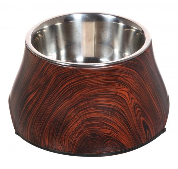 Dogit Holzdekor-Melamin-Napf