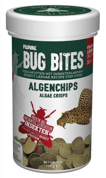 Fluval Bug Bites - Flocken-Futter - Algenchips