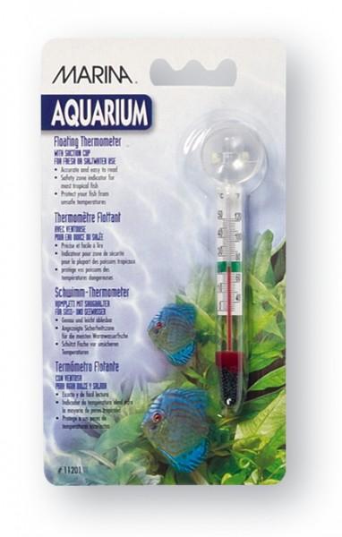 Marina Schwimmthermometer mit Sauger