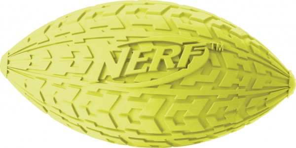 Nerf Dog Trax Tire Squeak Football