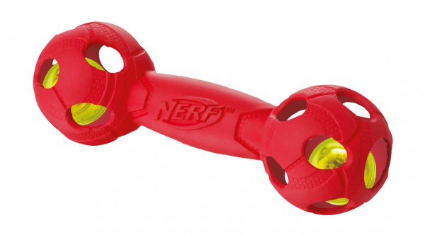 Nerf Dog Illuma-Action-LED: Bash Barbell