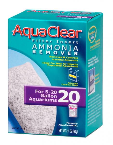 AQ Ammoniakentferner-Filtereinsatz