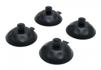 Saugnapf mit Clip für für Ansaugrohr, 40 mm, 4er-Set