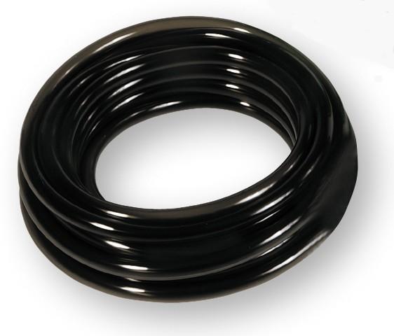 Luftschlauch, schwarz