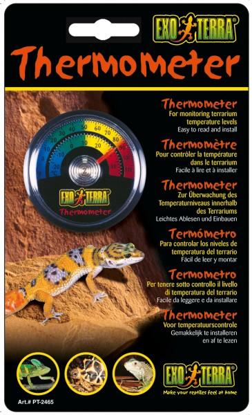 Exo Terra Thermometer, analog