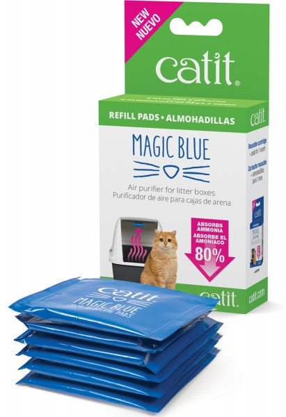 Catit Magic Blue Nachfüllset