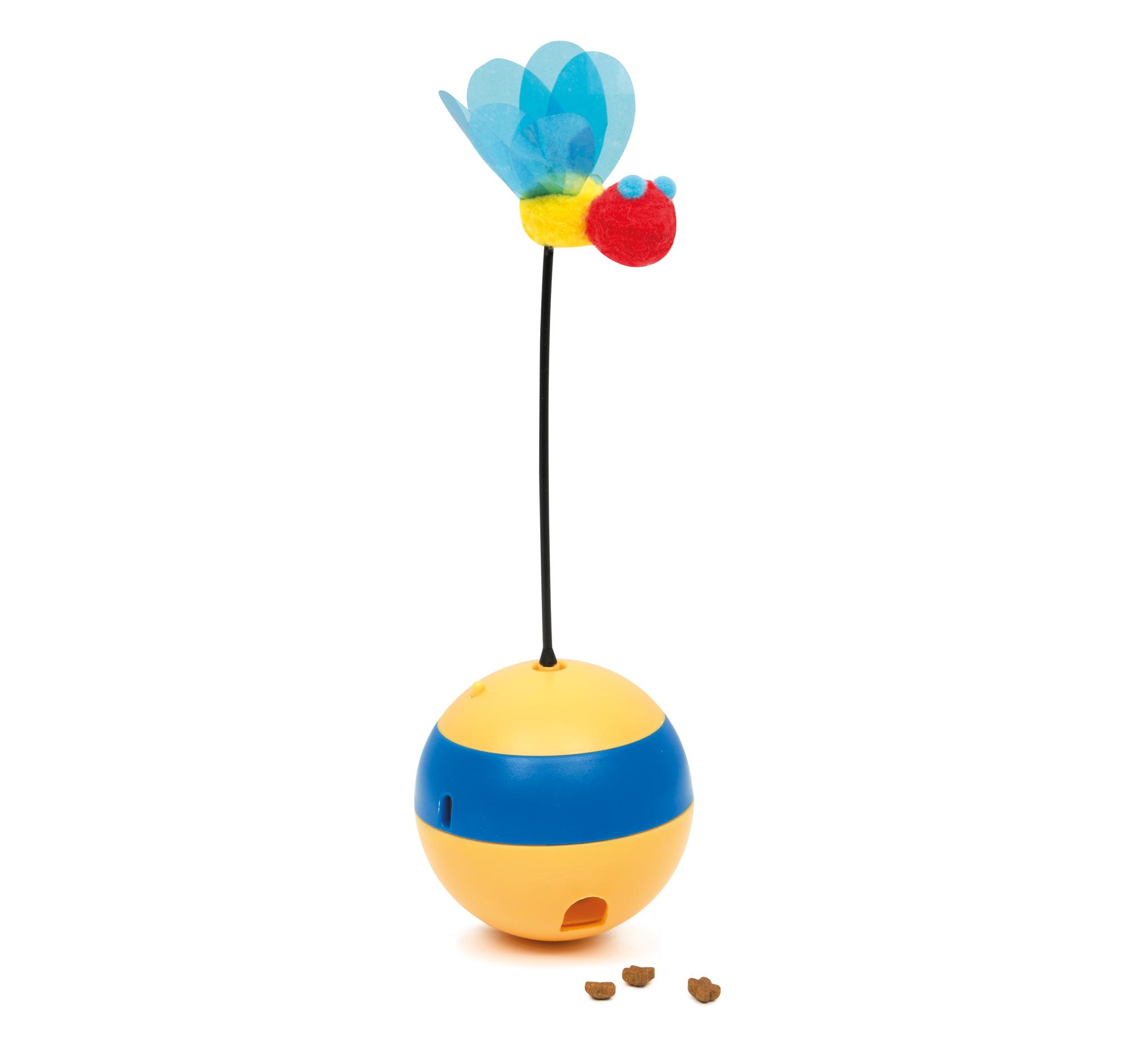 Catit play spinning bee laser spielzeug futter for Aquaristik katalog