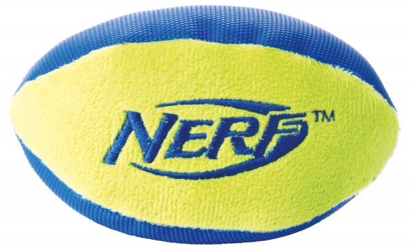 Nerf Dog Ultraplush Trackshot Football