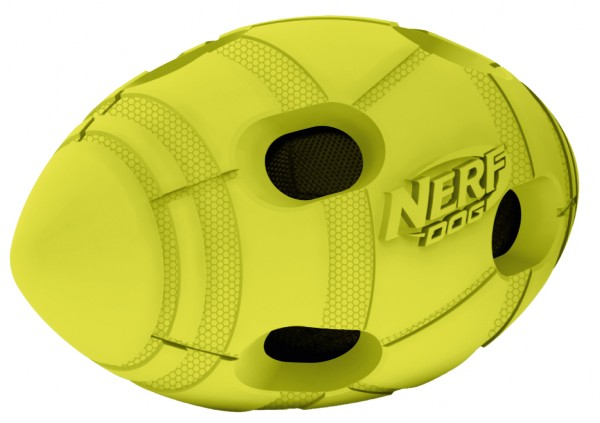 Nerf Dog Bash Crunch Football