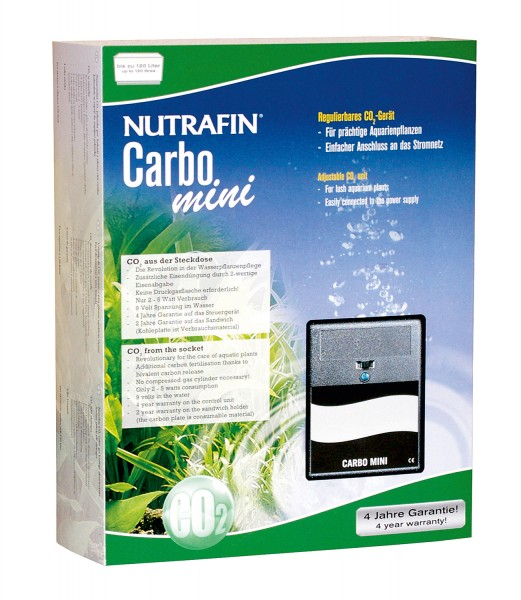 Nutrafin Carbo Mini CO2