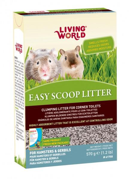 Living World Hamsterstreu