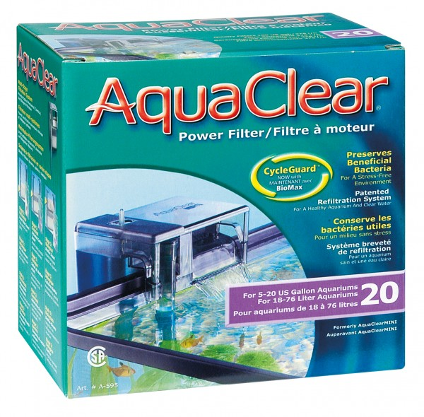 AquaClear Ersatzfilter