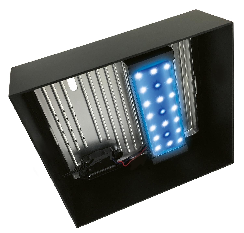 aquarium fluval edge 2 0 tisch aquarium 23 liter mit led beleuchtungssystem ebay. Black Bedroom Furniture Sets. Home Design Ideas