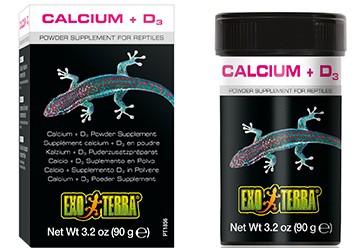Exo Terra Calcium + D3