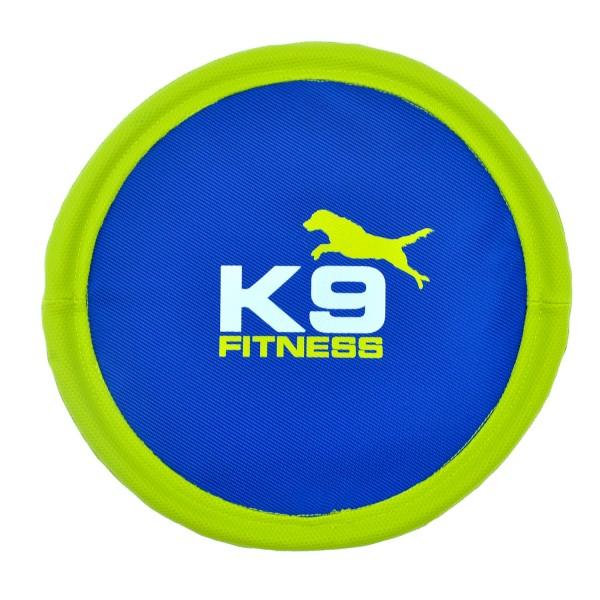 K9 Fitness by Zeus Tough Nylon Flexi Flyer