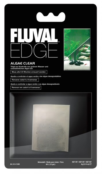 Fluval Edge Algae Clear, 2,5 g