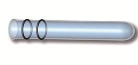 Quarzröhre + 2 O-Ringe