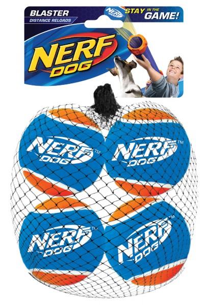 Nerf Dog Ersatzbälle Tennisball Blaster