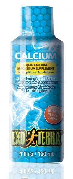 Exo Terra Calcium, flüssig: 120 ml